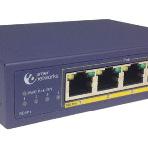 Amer Networks SD4P1 PoE