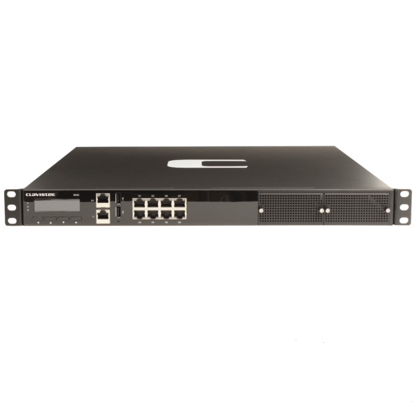 Rack Mount Firewall 10 Gbps throughput with module